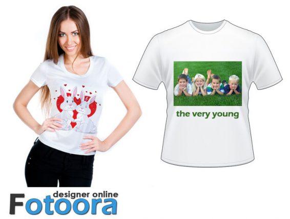 stampa su magliette con software online